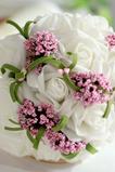 Le bouquet de main simulation fleur bouquet mariée demoiselle d'honneur mariage