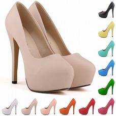 Chaussures de mariage imperméables de style de mode de talon haut de 14cm