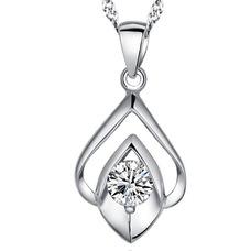 Femmes mode bijoux feuille Simple gros collier