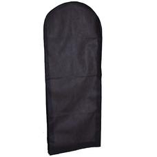 Pare-poussière épaisse noire non-tissée gaze robe cache-poussière robe