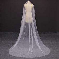 Voile de mariée voile voile brillant accessoires de mariage voile
