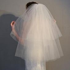 Voile de mariée voile simple voile de mariée pas cher