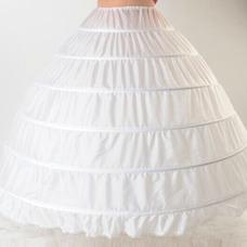 Jupon de mariage Polyester taffetas Développer Ajustable Nouveau style