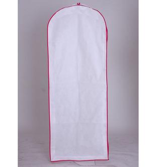 Non tissé blanc poussière grand couvercle robes de mariée - Page 1