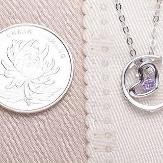 Vente en forme de coeur d'électrodéposition décoration chaude collier en argent - Page 5