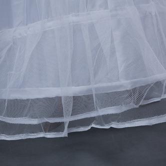 Jupon de mariage Fils doubles Sirène Robe de mariée Longue Deux jantes - Page 4