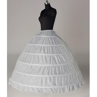 Jupon de mariage Polyester taffetas Développer Ajustable Nouveau style - Page 1