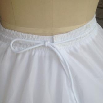Jupon de mariage Polyester taffetas Développer Ajustable Nouveau style - Page 4