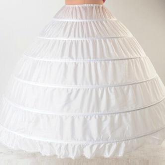 Jupon de mariage Polyester taffetas Développer Ajustable Nouveau style - Page 3