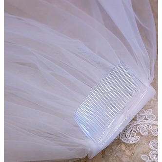 Voile de mariée long voile de dentelle voile de queue de mariage - Page 4