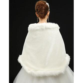 Châle de mariage Crystal Floral Pin Automne Épais Grandes places Blanc - Page 3